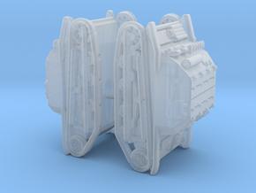 TK-3 shapeways 1:285x2 in Smooth Fine Detail Plastic