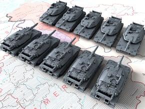 1/700 Israeli Merkava IV Main Battle Tank x10 in Smoothest Fine Detail Plastic