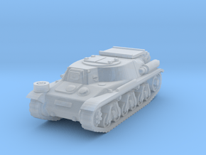 Munitionsschlepper 38 H scale 1/144 in Smooth Fine Detail Plastic