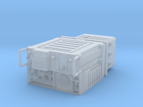 Harris AN-PRC 150(C) radio - 1/35 scale in Smooth Fine Detail Plastic