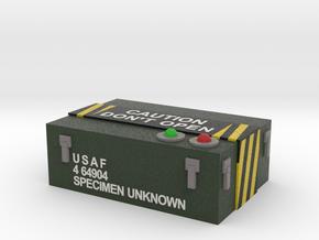 boOpGame Shop - Specimen: Unknown Box in Natural Full Color Sandstone