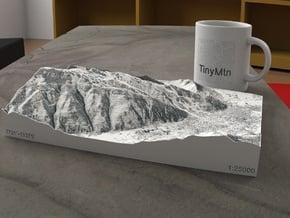 Aspen in Winter, Colorado, USA, 1:25000 in Full Color Sandstone