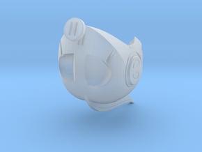 Astro Knight's Helmet in Smooth Fine Detail Plastic