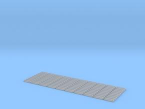Lüfter teetrix (100x) in Smooth Fine Detail Plastic