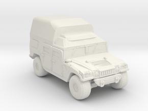 M1097a2 PROPHET Hitop 160 Scale in White Natural Versatile Plastic