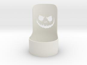 halloween tealight  in White Natural Versatile Plastic