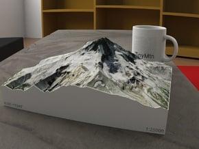 Mt. Hood, Oregon, USA, 1:25000 in Full Color Sandstone