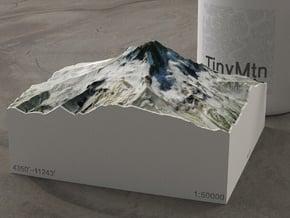 Mt. Hood, Oregon, USA, 1:50000 Explorer in Full Color Sandstone