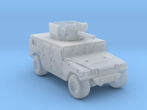 M1116 160 scale in Smooth Fine Detail Plastic