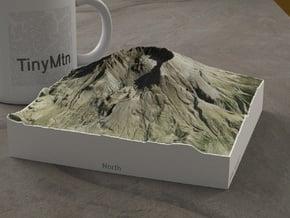 Mt. St. Helens, Wash., USA, 1:50000 Explorer in Full Color Sandstone