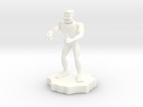 MetalEtemon Sculpture in White Processed Versatile Plastic