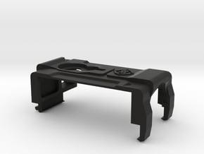 RC2 PEQ Cap in Black Natural Versatile Plastic