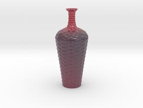 Vase BV1022 in Glossy Full Color Sandstone