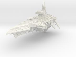 Crucero Pesado clase Hecate  in White Natural Versatile Plastic