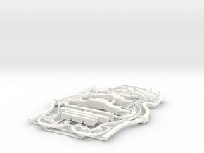 BERLINE PART 4  in White Processed Versatile Plastic