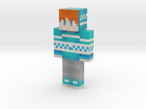 Blazing_Nouva | Minecraft toy in Natural Full Color Sandstone