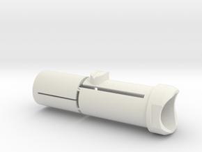 Ekornes Stressless spare parts in White Natural Versatile Plastic