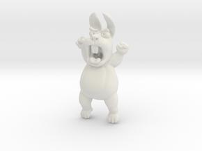 Mad Rabbit Neo Ratfink in White Natural Versatile Plastic
