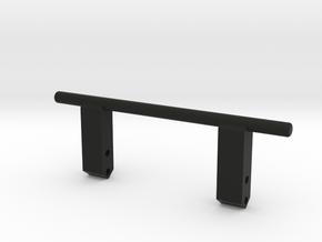 Vanquish Vs4-10 Front Bumper in Black Natural Versatile Plastic