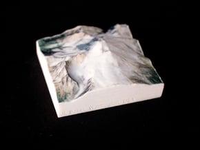 Mt. Baker, Washington, USA, 1:100000 Explorer in Full Color Sandstone