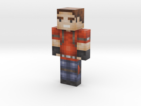 mxchuck | Minecraft toy in Natural Full Color Sandstone