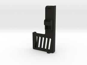 Nexus 5 SDR (With antenna support) in Black Natural Versatile Plastic