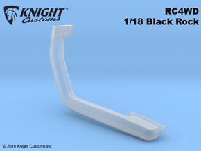 BR10008 Side Snorkel in Smooth Fine Detail Plastic