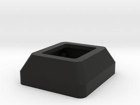 KeyPadCase_ohut in Black Natural Versatile Plastic