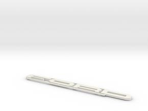 FORD badge rear for Desert Runner RC4WD  in White Natural Versatile Plastic