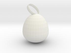 Origin of Life in White Natural Versatile Plastic: Extra Small