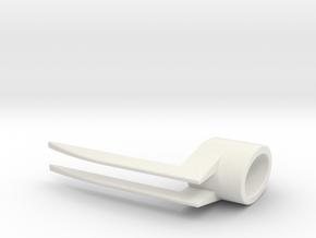 Blade Set in White Natural Versatile Plastic: Medium