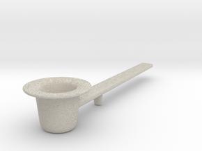 Pipe 01 in Natural Sandstone