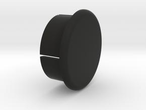 Sekonix lens cover in Black Natural Versatile Plastic