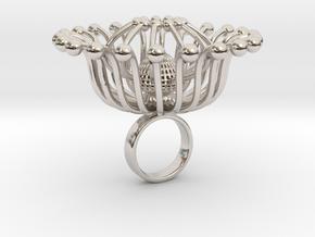 Mailaparot - Bjou Designs in Rhodium Plated Brass