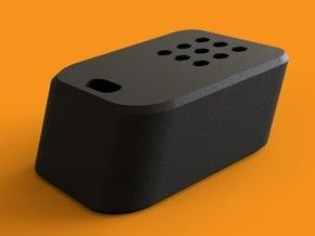 MJW Airsoft G-Series Custom Angular Mag Bumper in Black Natural Versatile Plastic