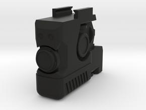 MK 23 LAM for Picatinny Rail (Mock Version) in Black Natural Versatile Plastic
