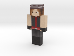 MirandasHeroes | Minecraft toy in Natural Full Color Sandstone
