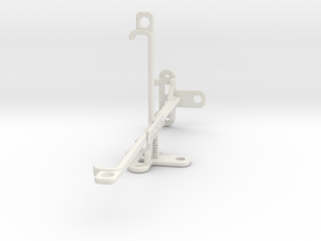 Huawei Honor Play 8A tripod & stabilizer mount in White Natural Versatile Plastic