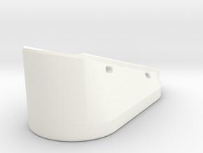 Tarmac Seat Post Varia Mount in White Processed Versatile Plastic