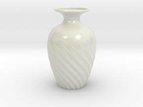 Vase 1033M in Glossy Full Color Sandstone