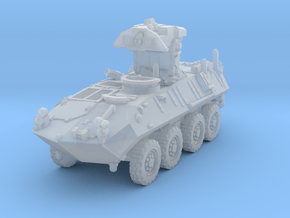 LAV AT 1/160 in Smooth Fine Detail Plastic