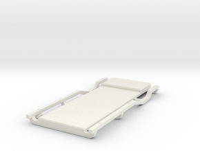 Printle Thing Sunbath - 1/24 in White Natural Versatile Plastic