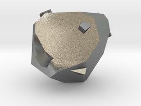 Adamantite Ore in Natural Silver