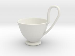 sicily espresso cup in White Natural Versatile Plastic