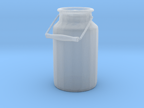 Printle Thing Milk Can - 1/24 in Smooth Fine Detail Plastic