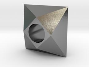 f18/f110 v2 gmtrx  in Polished Silver