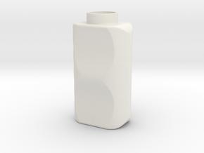 Grip in White Natural Versatile Plastic