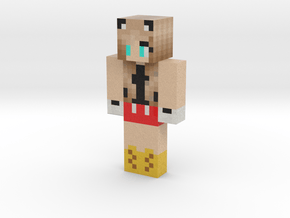 lilmisslee20 | Minecraft toy in Natural Full Color Sandstone