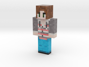Bexsy | Minecraft toy in Natural Full Color Sandstone