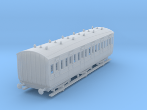 o-148fs-ger-d404-6w-all-third-coach in Smooth Fine Detail Plastic